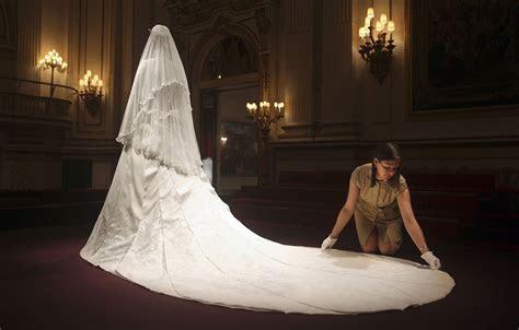 Kate Middleton's Wedding Dress Raises $15 Million In