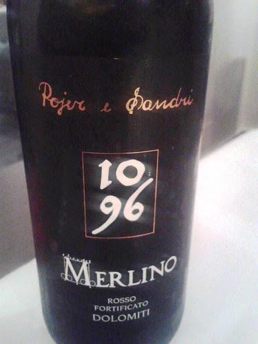 Merlino - Pojer e Sandri (ottobre '96)