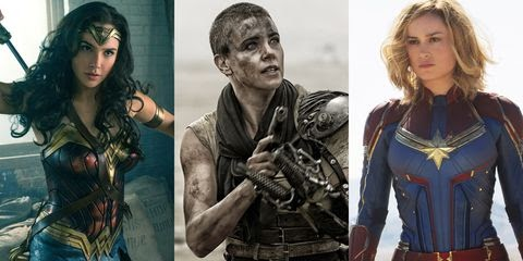 Action Movies With Female Leads