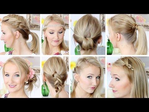 Frisur Anleitung Schulterlanges Haar Frisurentrends