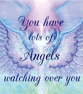 Short Angel Quote You Have Lots Of Angels Watching Over You