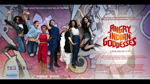 Image result for ANGRY INDIAN GODDESSES movie bollywood