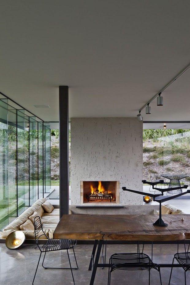 New Zealand House - Fearon Hay Architects