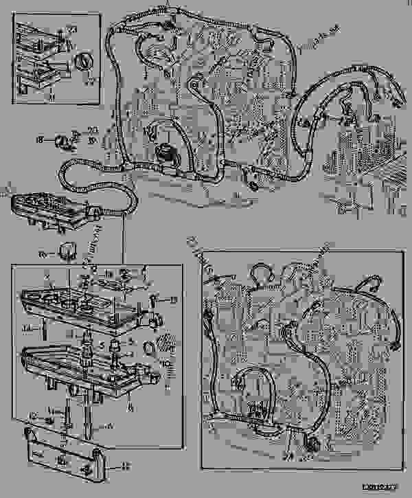 John Deere Tractor Wiring Diagram
