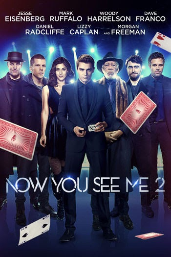 Now You See Me 2 2016 Dual Audio ORG Hindi BluRay 480p 400MB ESubs