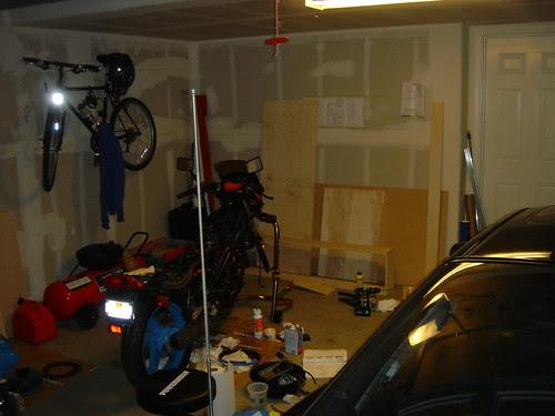 New Garage Workbench | My Gorram Frakking Blog