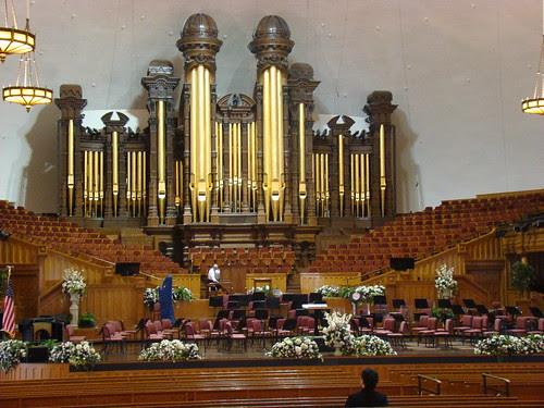 Ginormous Pipe Organ