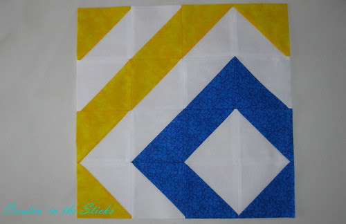 Block for Quilts for Boston