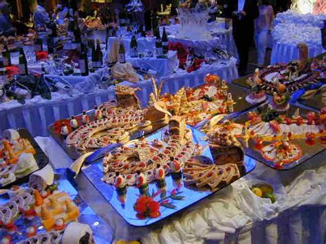 photos of cruise ship food   Millennium's Grand Buffet