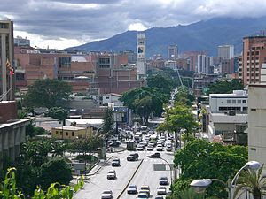 English: Las Mercedes, Caracas. Venezuela.