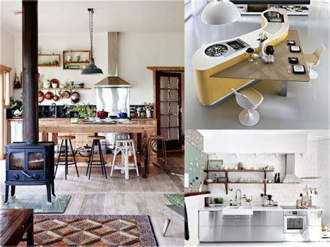kitchen design trends    center   home