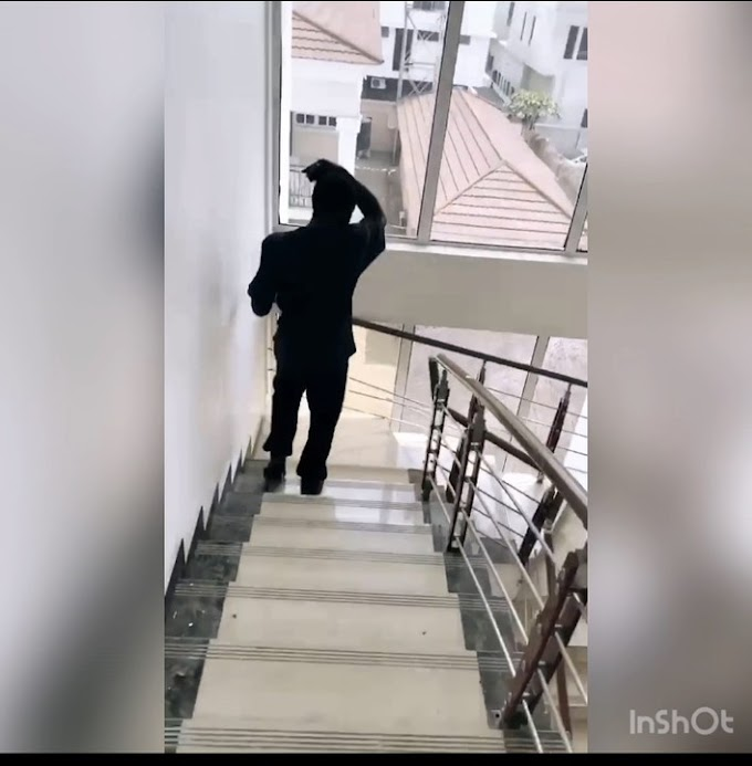 Peruzzi Buys A New House In Lagos