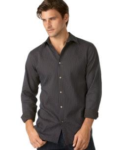 button-down shirt men