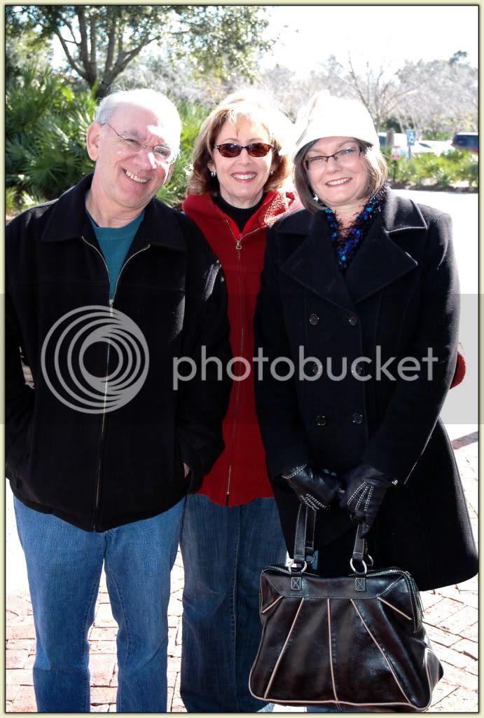 Gary, JoAnn, and SWMBO