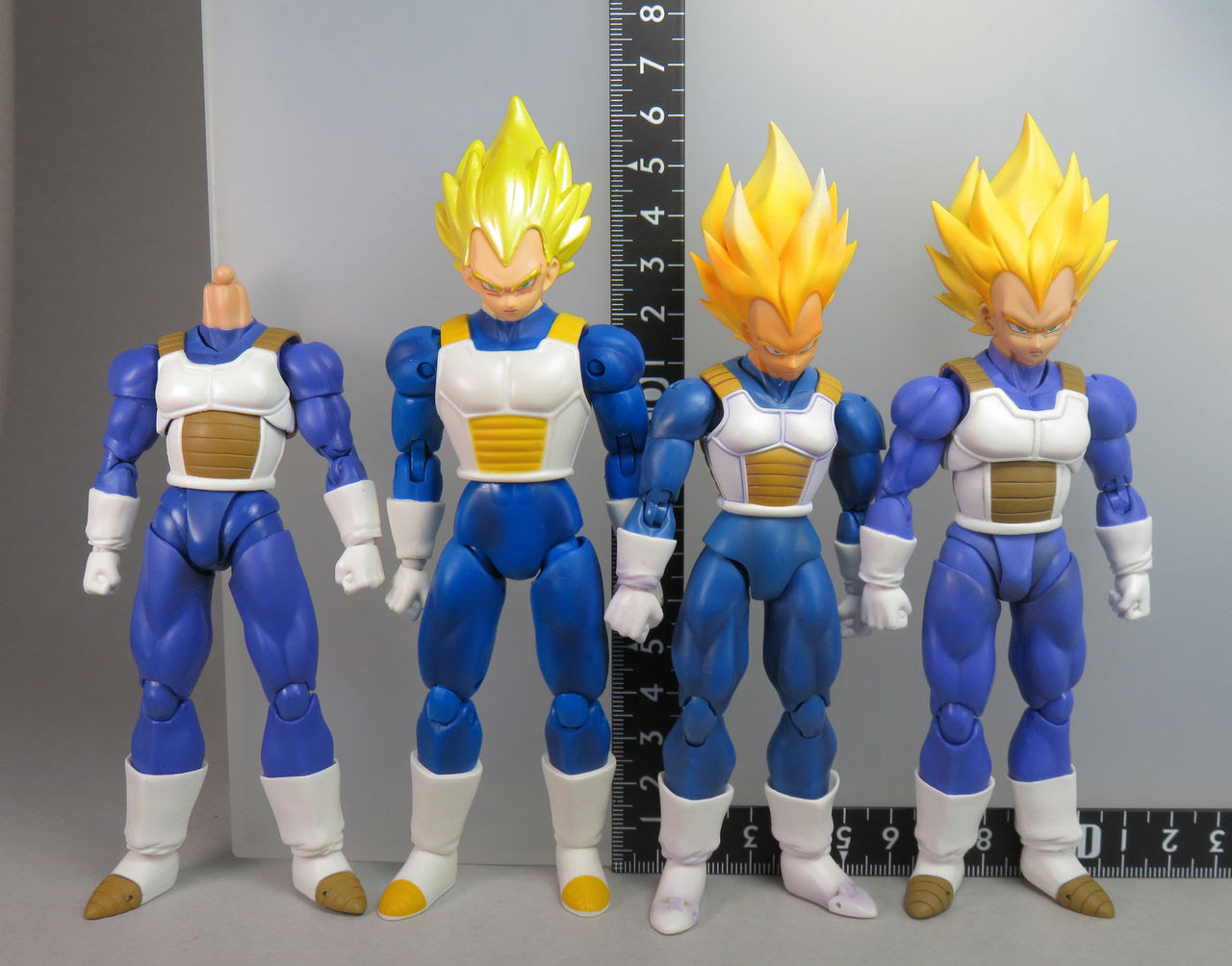 レビュー 海外発売 Dragon Ball Super Dragon Stars Poseable 超サイヤ