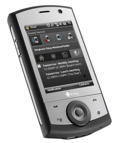 HTC Touch CRUISE_frontL.JPG