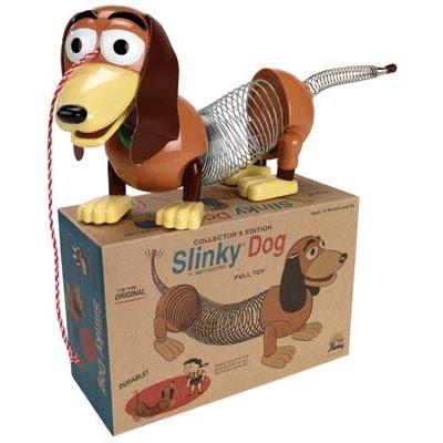 slinky dog retro