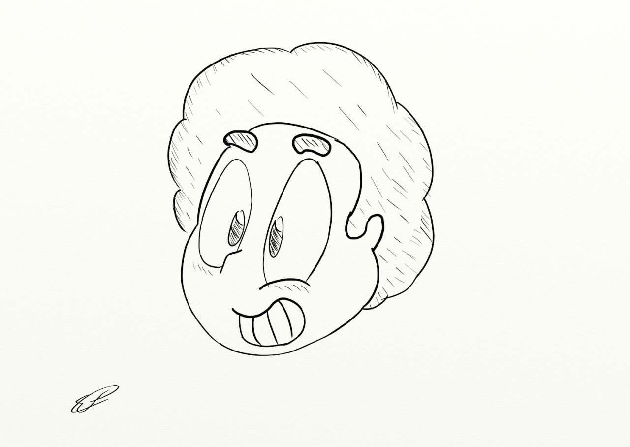 quick Steven sketch for the night