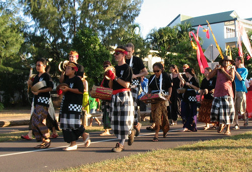 Bali music and culture