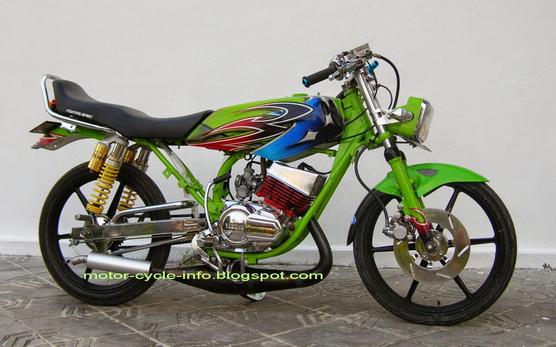 77 Gambar Modifikasi Motor Honda Karisma Terbaru Kakashi Modifikasi