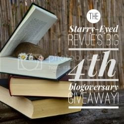 4th Blogoversary Giveaway