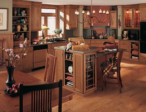 Cozy Kitchen traditional kitchen