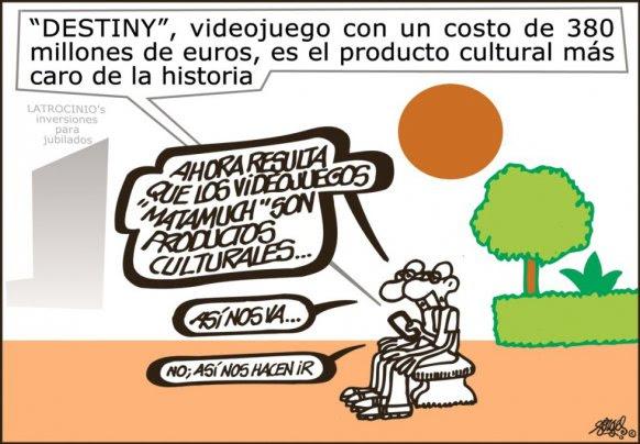 Viñeta de Forges publicada en el diario El País