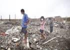 Las dos caras tras el terremoto de Ecuador