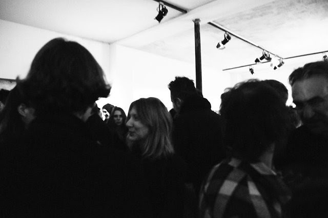 008  exhibition opening night w special performance by SULLOM VOE photographed by zineb andress arraki.