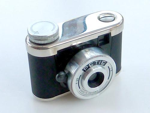Petie miniature camera by pho-Tony