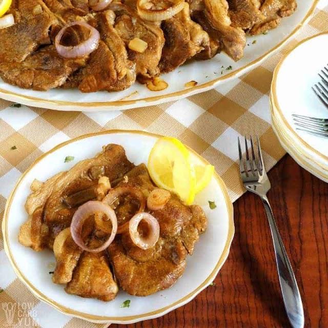 Filipino Pork Bistek Recipe