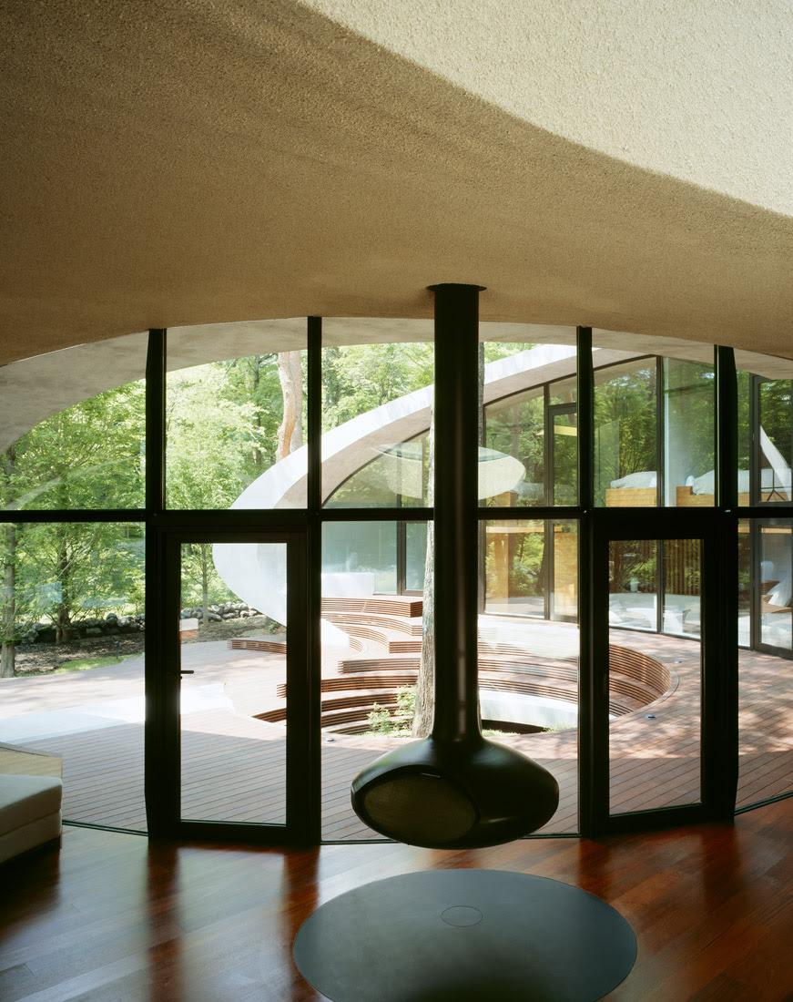 Shell House Karuizawa / Artechnic Architects   ideasgn
