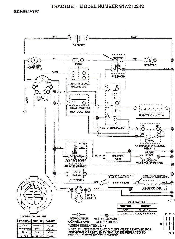 craftsman lawn mower model 917 wiring diagram - wiring site resource  wiring site resource