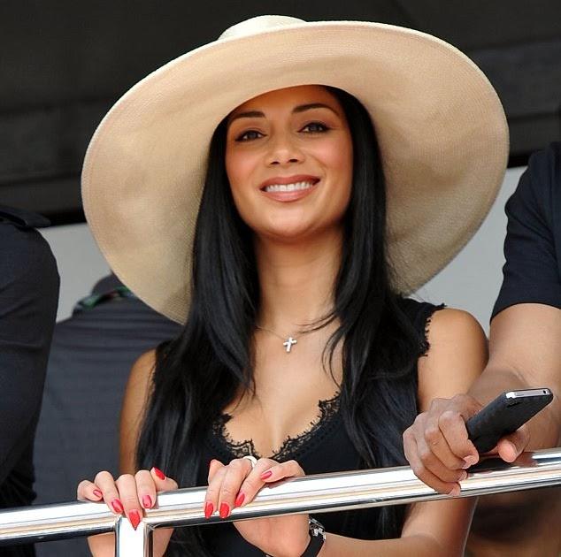 Stylishly Nicole Blogmas: KATCHING MY I: Nicole Scherzinger And Jessica Michibata