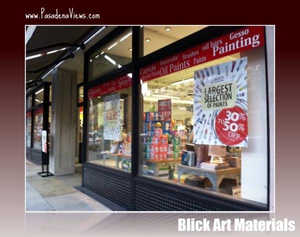 Day 364: Blick Art Materials - Pasadena Views Real Estate ...