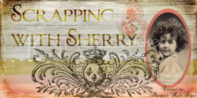 Scrapping with Sherry
