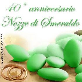Anniversario Di Matrimonio 40 Anni Regali.Zuppa Ricetta Anniversario Matrimonio 40 Anni