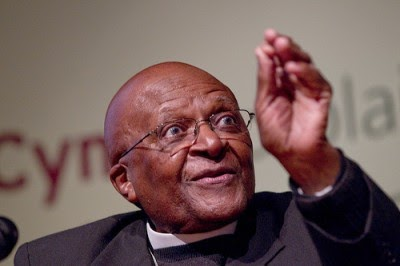 """Desmond Tutu: """"Prefiro o inferno a um paraíso homofóbico"""""""