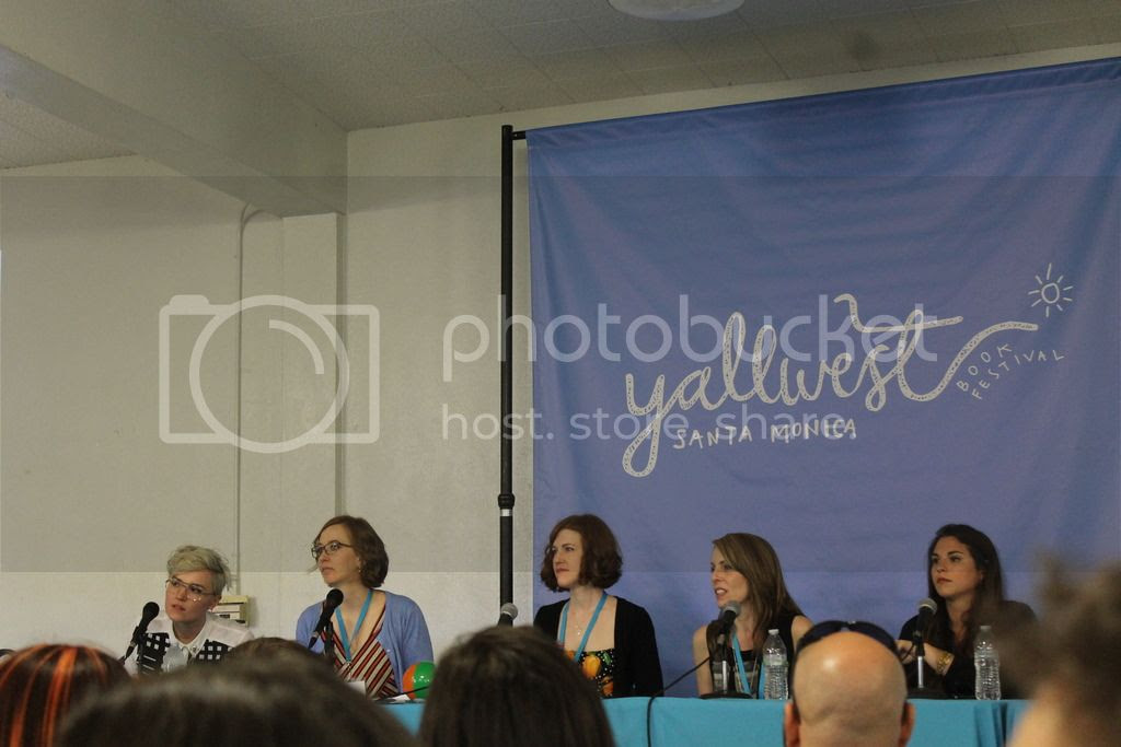 The Book Rest - YALLWEST - Strong Women Panel