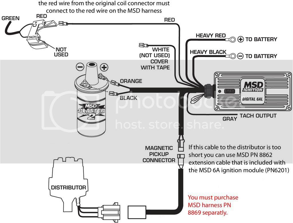 Accel Distributor Coil Wiring Diagram Chevy