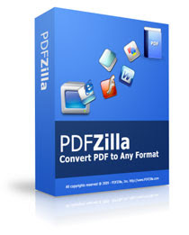 PDFZilla - PDF converter