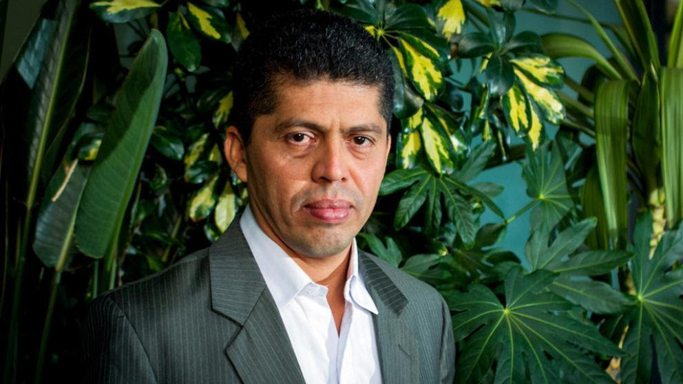 Pablo Fajardo Chevron