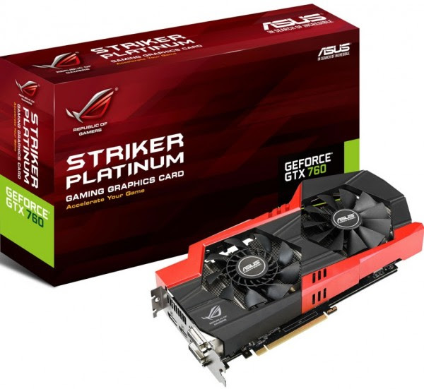 Asus ROG Striker GTX 760 Platinum (1)