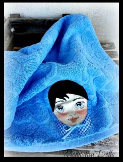 Asciugamani per bambini ...decorati