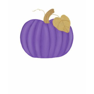 Purple Pumpkin t shirts shirt