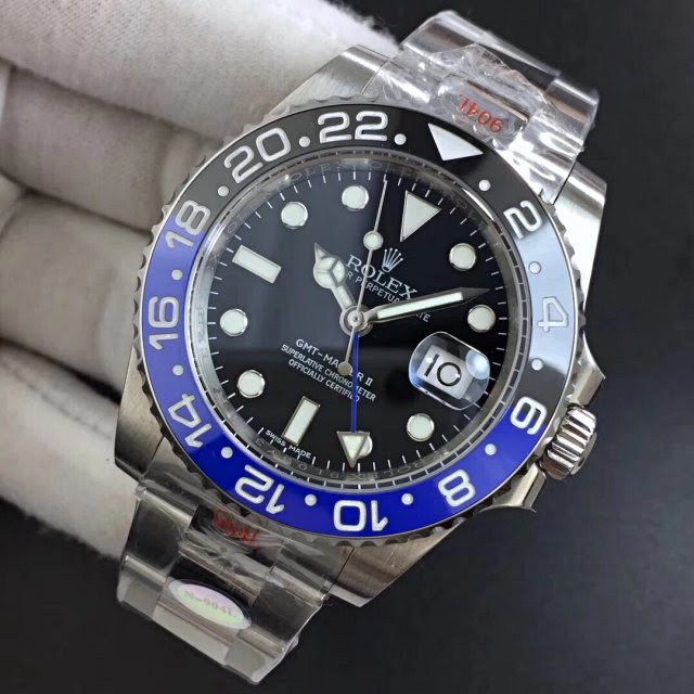 Noob Rolex GMT Master II 116710BLNR 2
