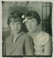 pair in photobooth