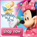 Minnie Mouse 125x125