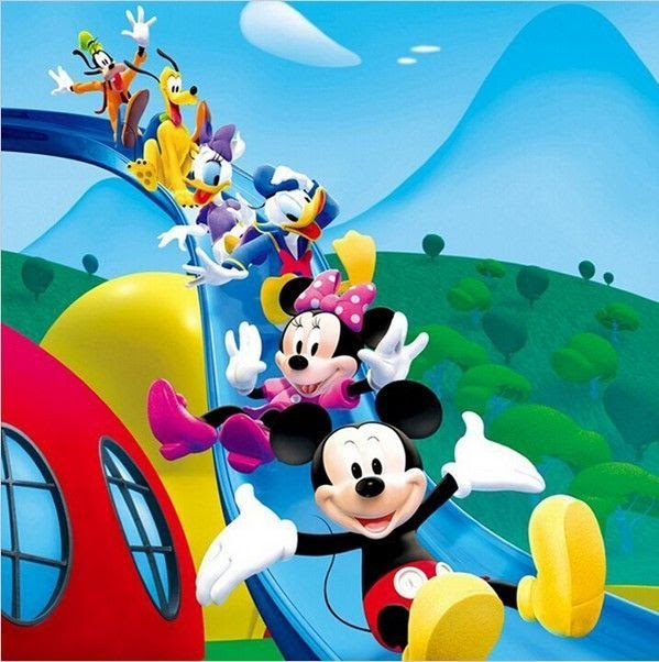 Best Of Wallpaper Clipart Wallpaper Mickey Mouse Clubhouse ...