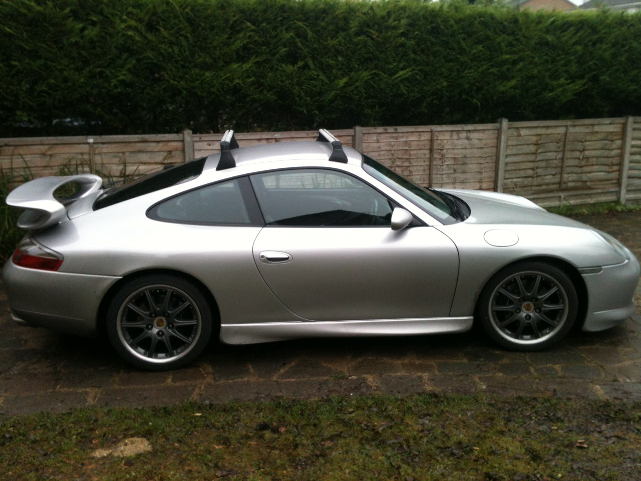 997 996 911 Bicycle Roof Bars Page 1 Porsche